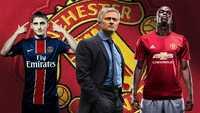 MU và nước cờ Verratti, Mourinho mang Pirlo về cho Pogba