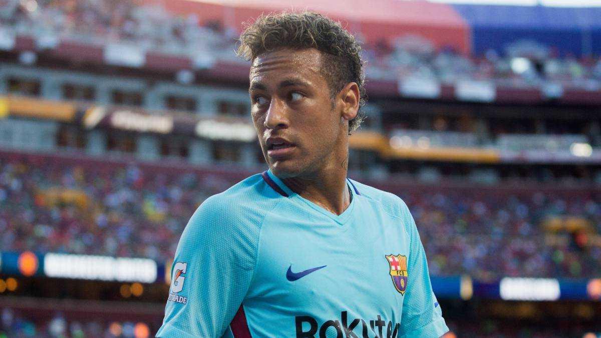 Neymar từ chối MU, bỏ Barca: Bán mình cho đồng tiền