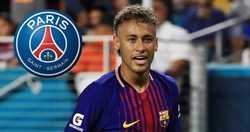 """Neymar chuẩn bị cùng PSG nổ """"siêu bom tấn"""" hè 2017."""