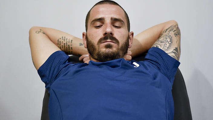 Bonucci mới đến từ Juventus sẽ mang băng đội trưởng của Milan