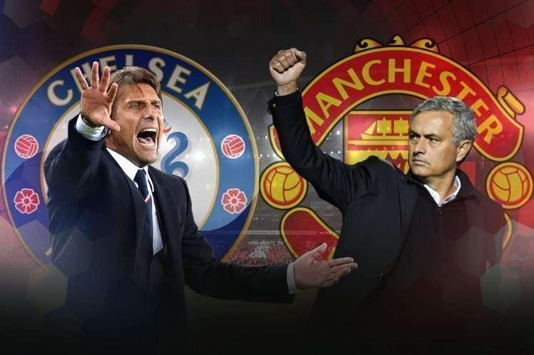Chelsea v Manchester United 04.11.2017