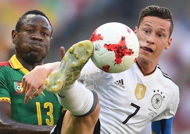 Draxler mang băng đội trưởng của Đức