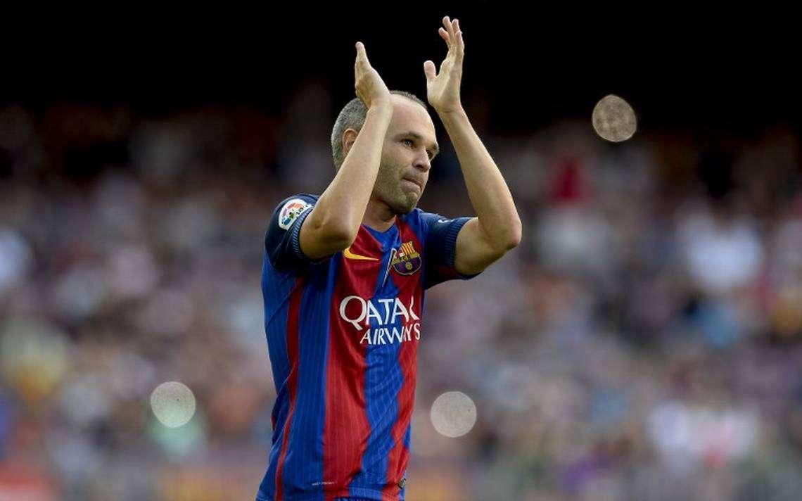 Iniesta có thể sẽ chia tay Barca sau 15 năm đá ở đội 1