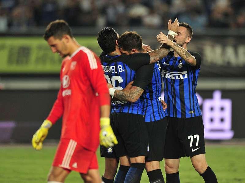 Inter đạt kết quả khá tốt trong hè