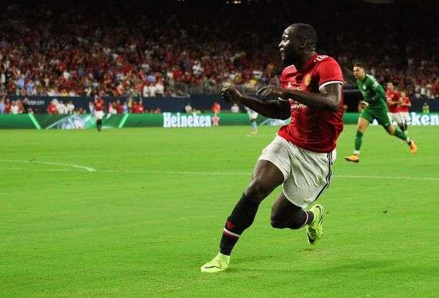 Lukaku bắt nhịp nhanh với Man United