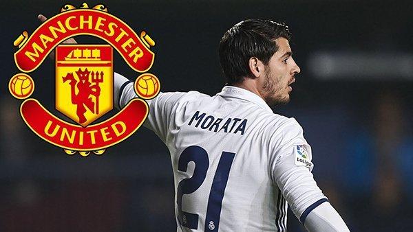 Morata sẽ đến MU vào ngày mai