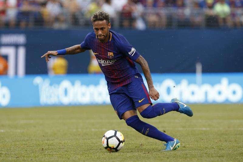 Neymar đang có phong độ khá tốt