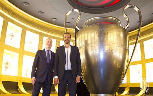 Sự quyết đoán của Fassone trên sàn chuyển nhượng giúp Milan thực hiện được nhiều vụ mua sắm tốt trong mắt giới chuyên môn