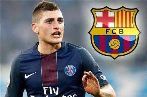 Tại sao Barca cần phải có Verratti bằng mọi giá?