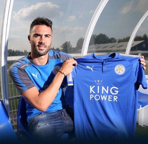 Iborra sẽ trở thành một phần của Leicester từ mùa tới