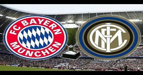 Link sopcast Bayern Munich vs Inter Mian ngày 27/7/2017 giải Cúp vô địch quốc tế
