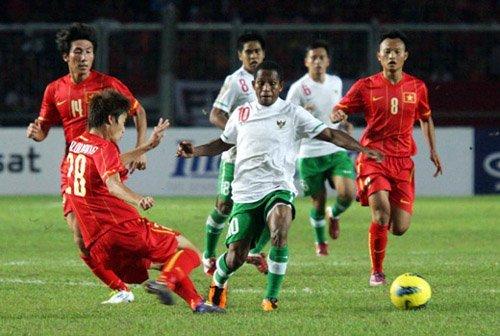 Salossa chính là nỗi kinh hoàng với hàng thủ Việt Nam ở AFF Cup 2004