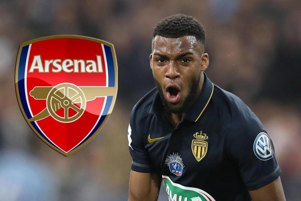 Monaco sẵn sàng bán Lemar cho Arsenal