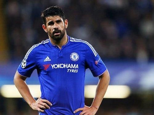 Diego Costa từng ghi hàng chục bàn cho Atletico và Chelsea