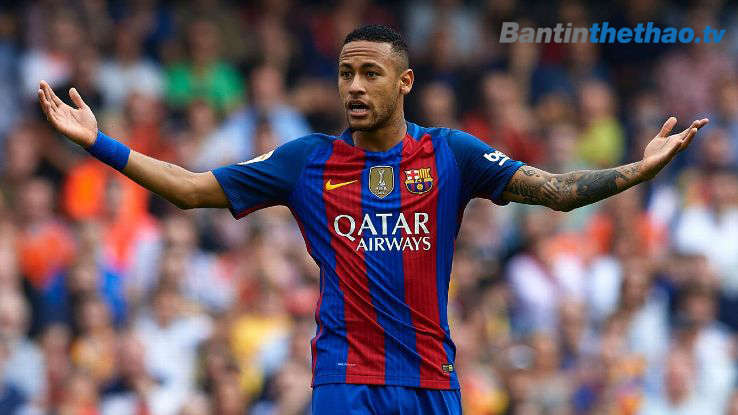 Neymar mập mờ về tương lai
