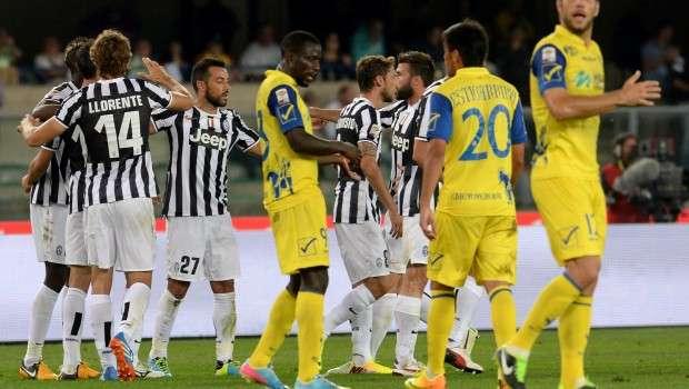 Juventus - Chievo ngày 9/4/2017 Vòng 31 giải VĐQG Italia Ý serie A