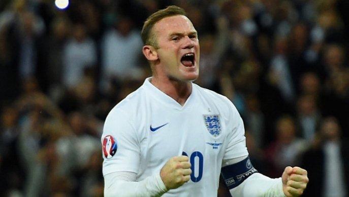 Rooney quyết tâm trở lại tuyển Anh