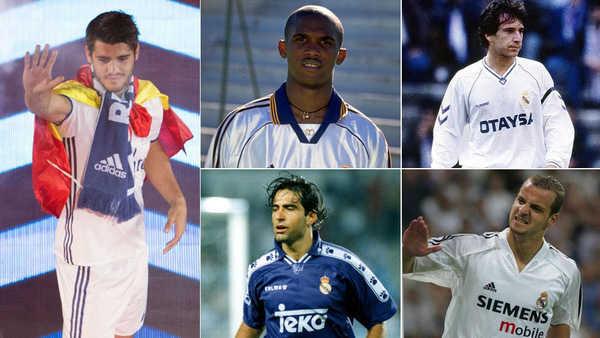 Real Madrid đang tồn tại lời nguyền với các số 9 của lò La Fabrica