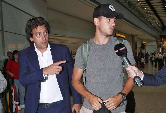 Thumbnail for Morata hạ cánh London, nói về vụ đổ vỡ sang MU