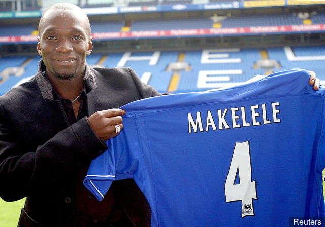 "Makelele - ""Cục pin"" của Chelsea dưới thời Mourinho"