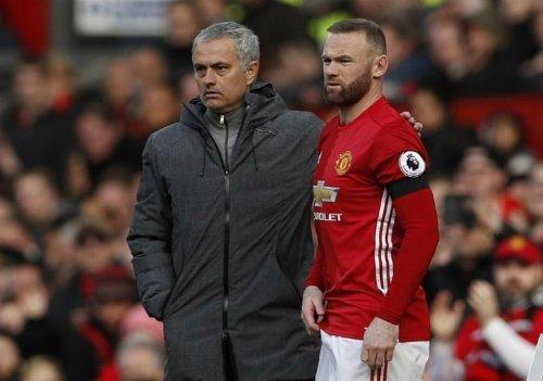 Mourinho và Rooney đã trải qua mùa giải năm ngoái làm việc chung