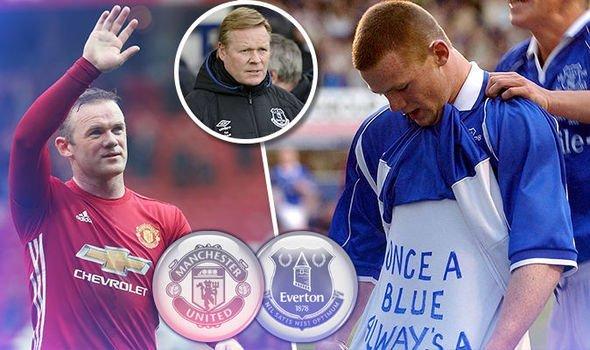 Rooney chia tay MU để trở lại Everton