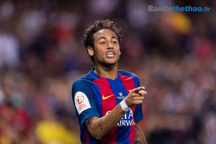 MU không chiêu mộ Neymar