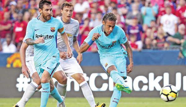 Neymar chắc chắn sẽ gia nhập PSG?