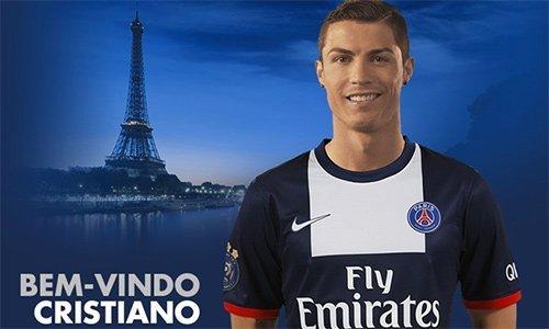 PSG khao khát có một biểu tượng mới như Ronaldo