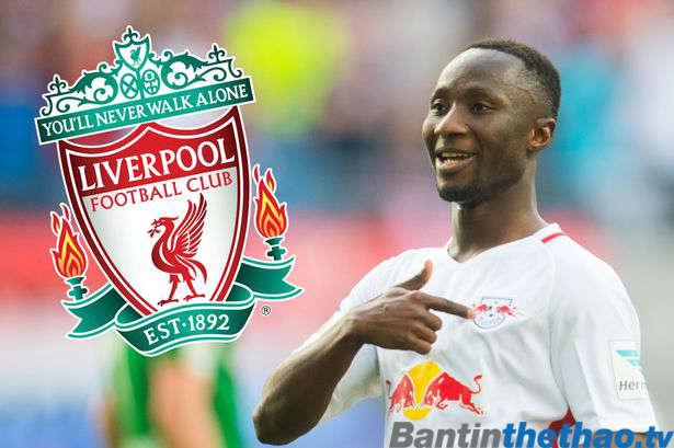 Liverpool quyết tâm muốn có Naby Keita