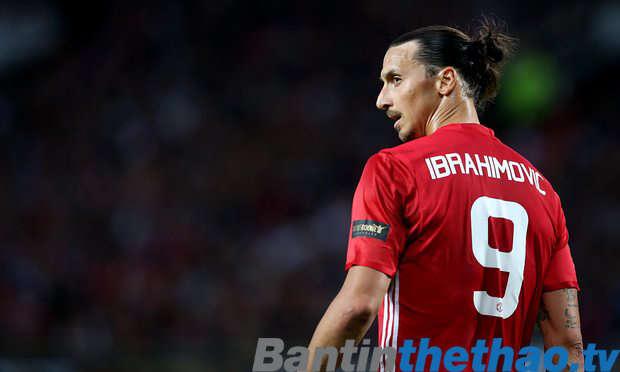 Ibrahimovic sẽ có bản hợp đồng mới với MU