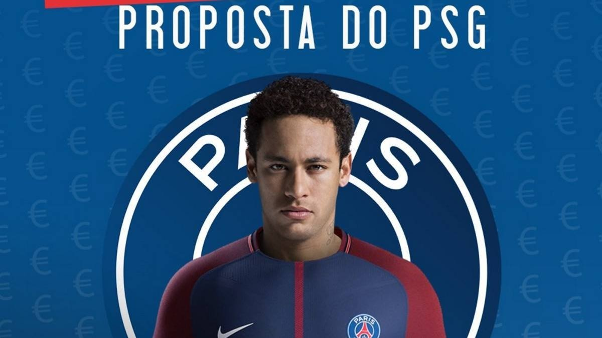Barca sẽ khiếu nại lên UEFA, nếu PSG phá vỡ hợp đồng Neymar