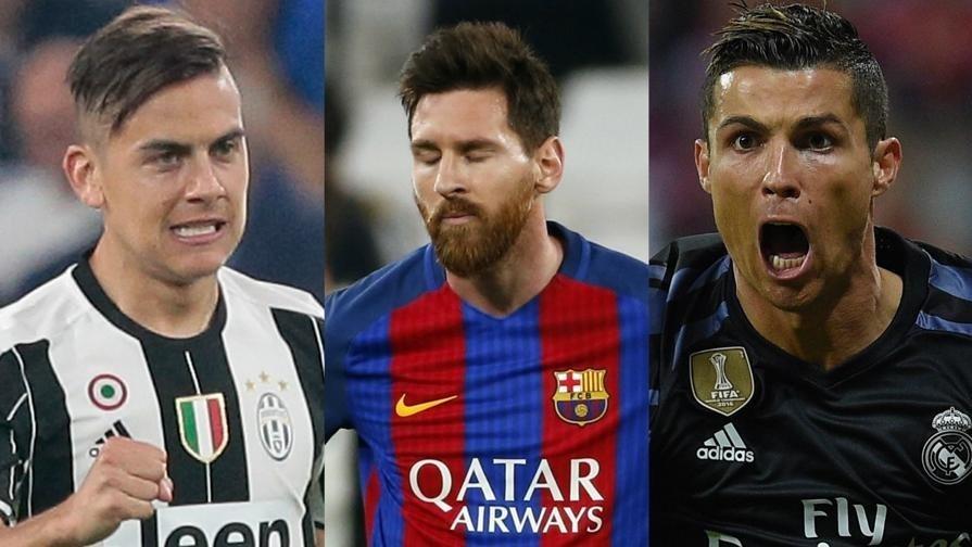 Ronaldo và Messi cùng muốn Dybala về đội của mình
