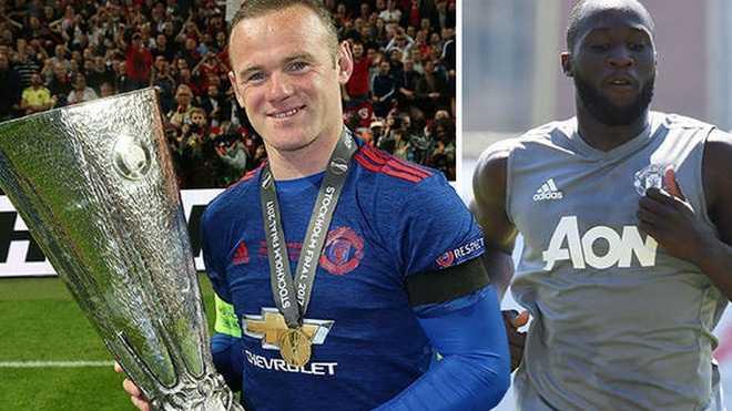 Rooney gửi lời cảnh báo Lukaku: Rất dễ để ngồi dự bị