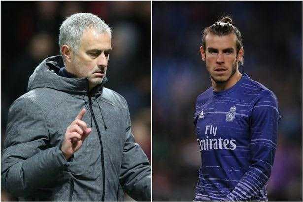 Tiết lộ: Mourinho bí mật nói chuyện riêng với Gareth Bale