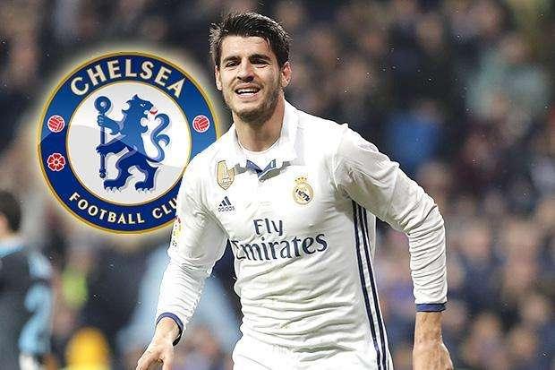 Chelsea để mất Morata vào tay đội bóng Ý