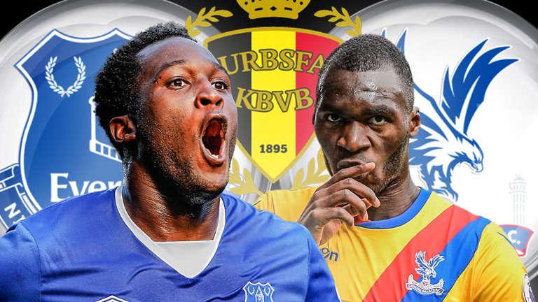 Benteke là người thay thế Lukaku tại Everton