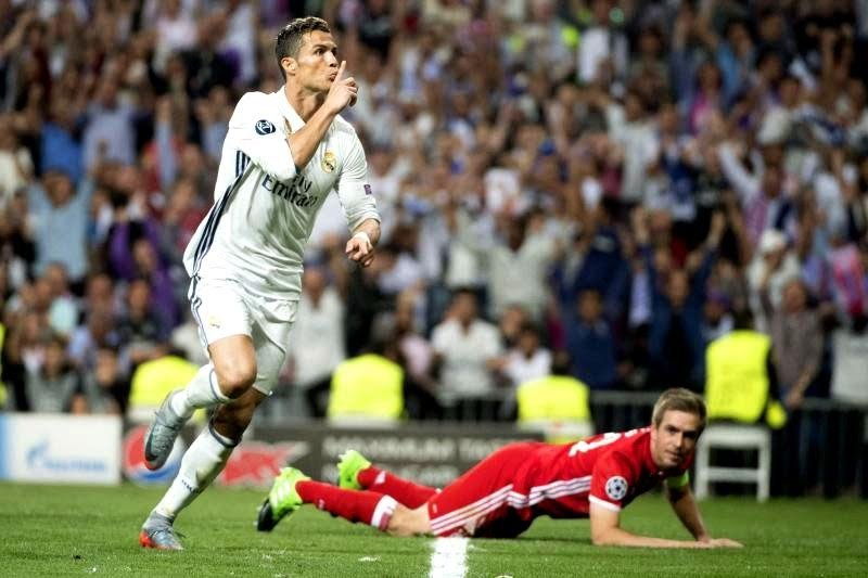 Ronaldo từng nhiều lần khiến Bayern khốn khổ
