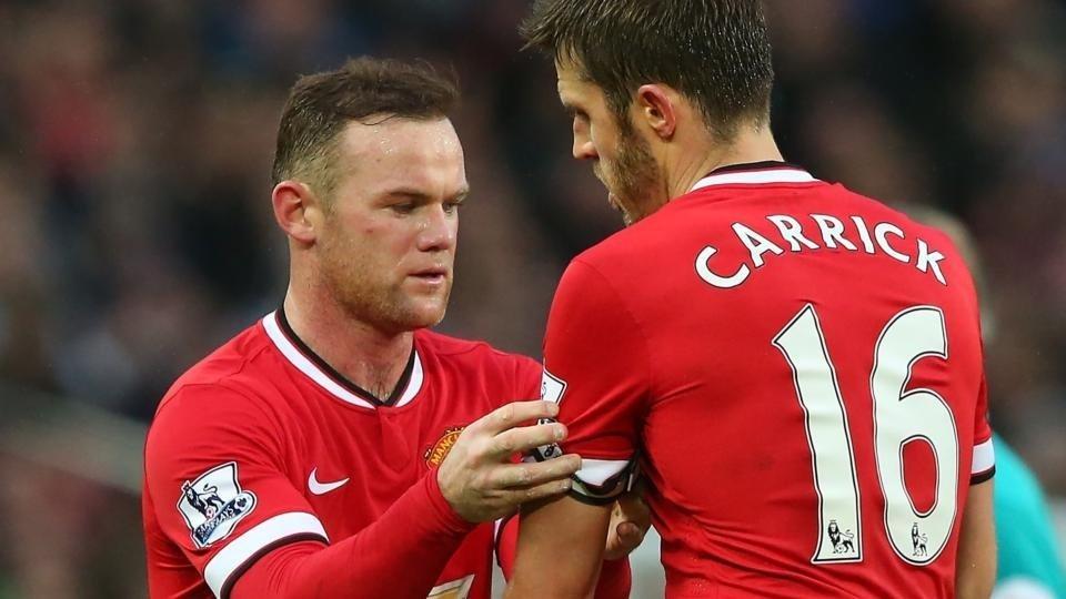 Gần như chắc chắn Carrick sẽ trở thành đội trưởng mới của MU