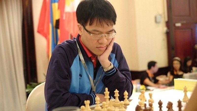 Kỳ thủ Lê Quang Liêm