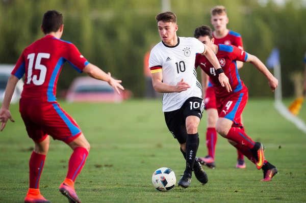 Đức vs U19 Bungari ngày 6/7/2017 Vòng Bảng - Giải VĐ U19 Châu Âu 2017