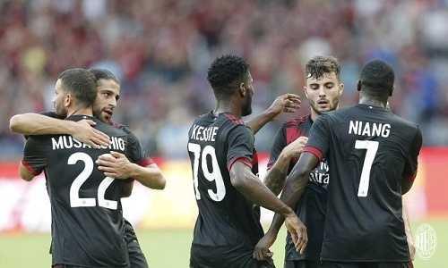 Rodriguez lập công, AC Milan có thắng trận đầu tiên sau ba năm ở Cup châu Âu