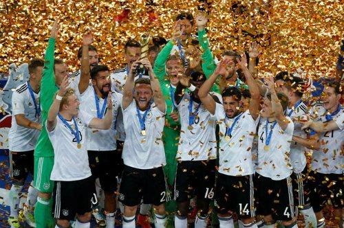Đức với nhiều gương mặt trẻ tài năng chứng tỏ sức mạnh hàng đầu thế giới