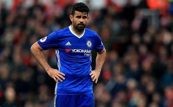 Diego Costa không chịu tập với đội dự bị