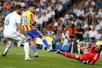 Vắng Ronaldo, Asensio hoá người hùng cứu Real thoát thua phút chót