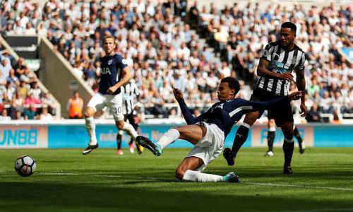 Tottenham cho Newcastle nhận thất bại ngay ngày trở lại Ngoại hạng Anh