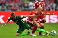 Weder Bremen – Bayern Munich: Bremen quả cảm không thắng được trọng tài