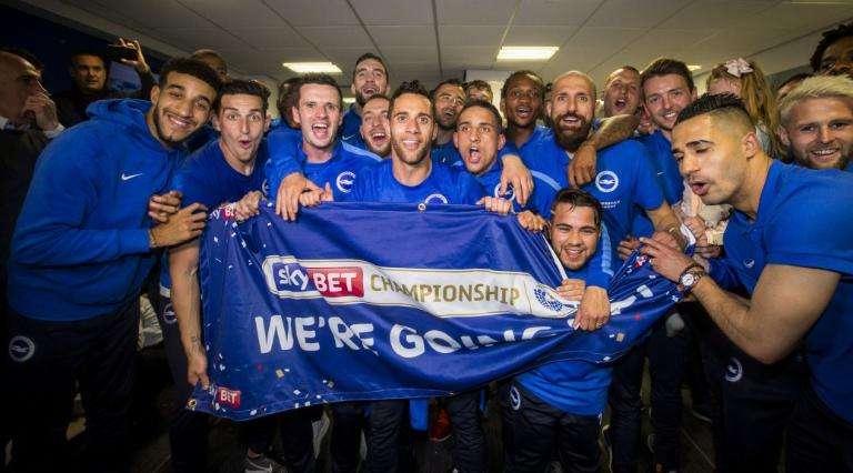 Brighton lần đầu chơi ở Premier League