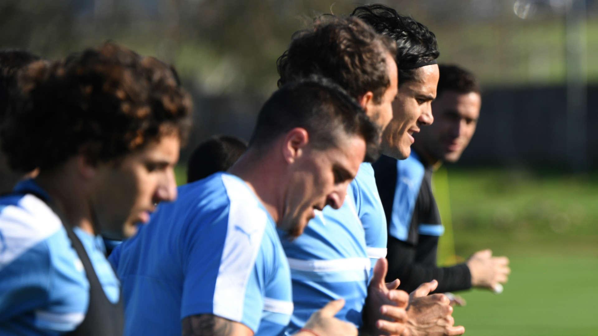 Uruguay cần Cavani ghi bàn