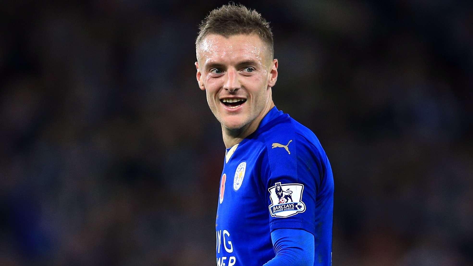 Chelsea muốn có Vardy trong đội hình
